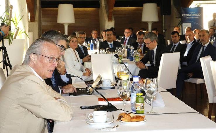 Josep Piqué participa en el Foro Económico de El Norte de Castilla