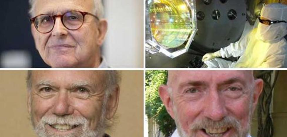 Los científicos galardonados con el Nobel de Física recogen este mes el Premio Princesa de Investigación