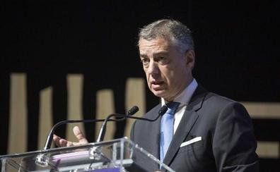 Urkullu muestra su «preocupación» por el discurso de Felipe VI y Ortuzar ve a Cataluña «un poco más lejos»
