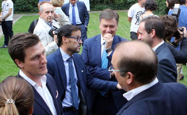 Conferencia de presidentes y cabildos de diputaciones en Segovia