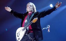 El día que Petty compartió banda con George Harrison, Roy Orbison, Dylan y Jeff Lyne