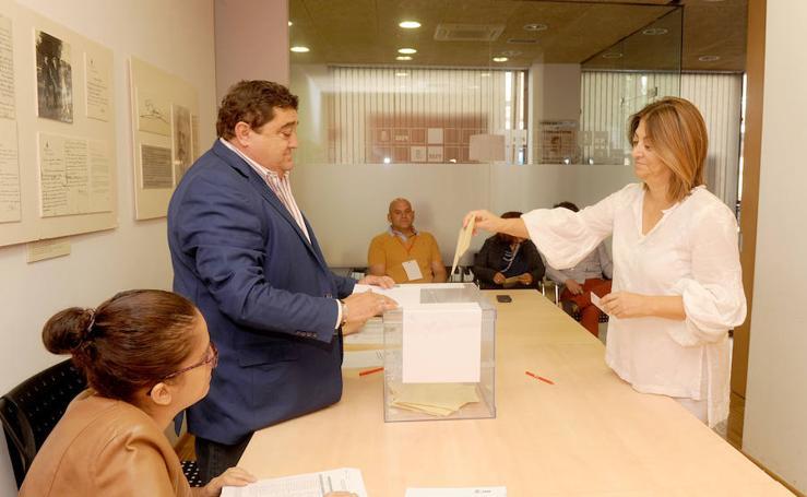Elecciones en el PSOE de Valladolid