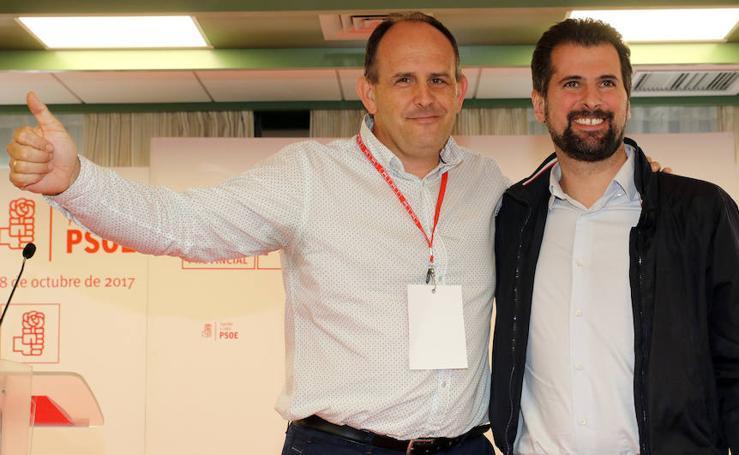 Congreso del PSOE en Segovia