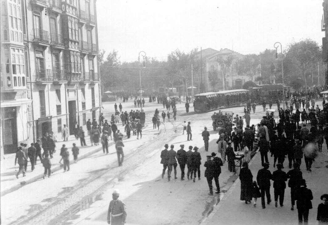 Estampas vallisoletanas del siglo XX (1ª parte)