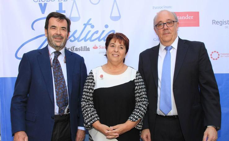 El ministro Catalá inaugura en Segovia el VI Ciclo de Justicia de El Norte de Castilla-Santander