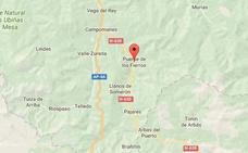 Muere un motorista leonés en un accidente en el puerto de Pajares