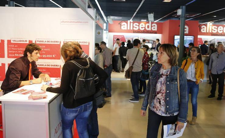 Así fueron las anteriores ediciones de la Feria Inmobiliaria de Valladolid (FIVA)