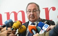 El presidente de Freixenet, hoy en el Foro de El Norte en Salamanca