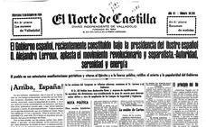 Dura represión del separatismo catalán en nombre de la República
