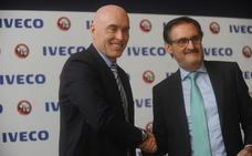 Iveco patrocina a la cantera del Ciudad de Valladolid