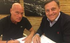 Calderé, nuevo entrenador del CF Salmantino