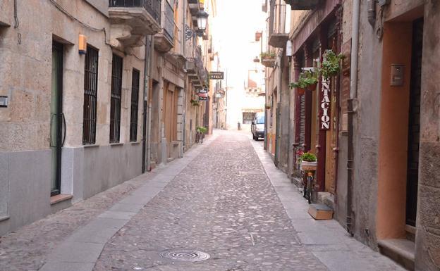 Calle Espíritu Santo, Malasaña, Madrid   Madrid ciudad ...  Calle Ciudad Del Este
