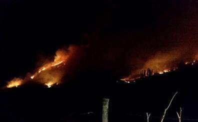 La Junta rebaja a nivel 0 la gravedad de los incendios de León