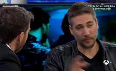 Alberto Ammann recuerda su escena gay en 'Narcos'