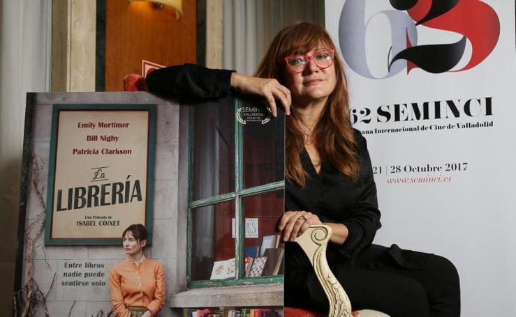 Presentación de la película La Librería de Isabel Coixet