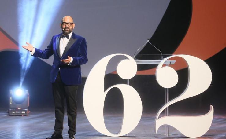 Gala de inauguración de la 62 Seminci