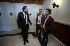 La militancia respalda la gestión de Javier Izquierdo al frente del PSOE de Valladolid