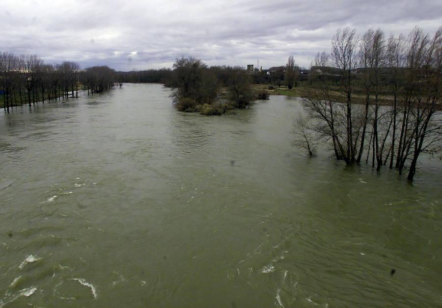 La base militar de El Empecinado se queda sin agua potable por la bajada del Pisuerga