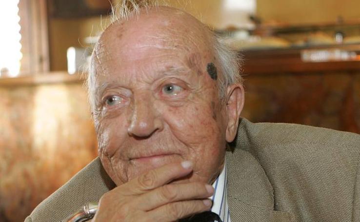 José Jiménez Lozano, en imágenes