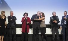 José Luis García Sánchez, «una de las miradas más lúcidas del cine», suma la Espiga a su palmarés