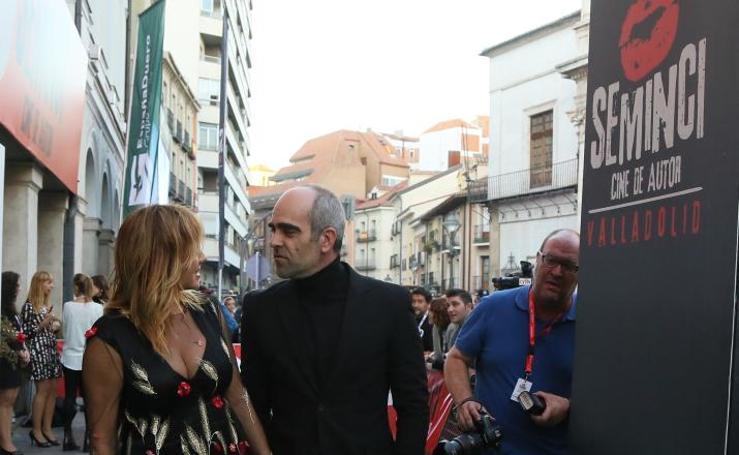 Luis Tosar y Emma Suárez reciben la Espiga de Honor en la Gala del Cine Español