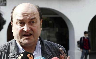 El PNV aconseja a Puigdemont convocar elecciones si así evita el 155