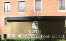 El hotel San Zoilo de Carrión, reconocido por TripAdvisor