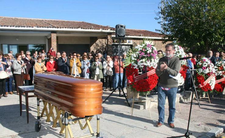 Último adiós a Eduardo Herguedas