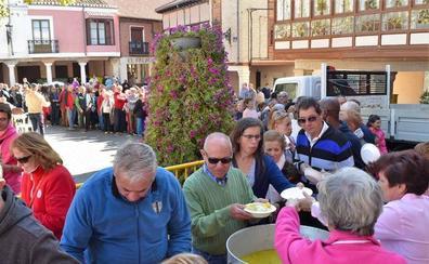Herrera de Pisuerga se rinde a la patata del Boedo-Ojeda