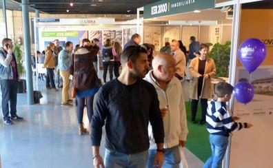 La Feria Inmobiliaria detecta que el centro recupera atractivo para los compradores