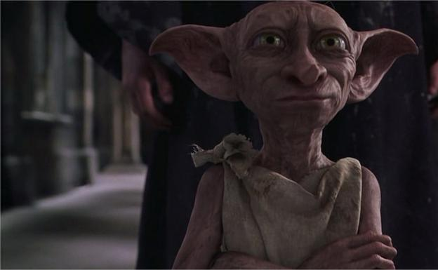dobby amigo de harry potter