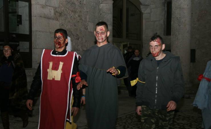 Medieval Zombi en Cuéllar