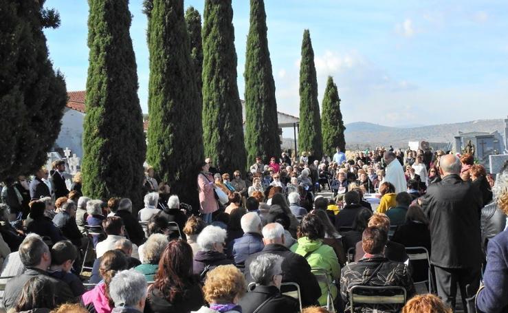 Día de Todos los Santos en El Espinar (Segovia)