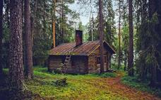 Otoño en Finlandia, una explosión de color