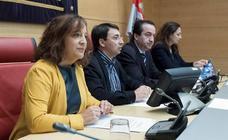 Iratxe García: «El criterio económico no debe ser el único que determine el reparto de fondos europeos para la población»