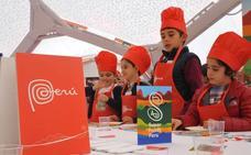 Arrancan con éxito las actividades lúdicas previas al XIII Concurso Nacional de Pinchos