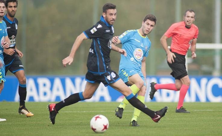 Deportivo Fabril 0-0 Gimnástica Segoviana