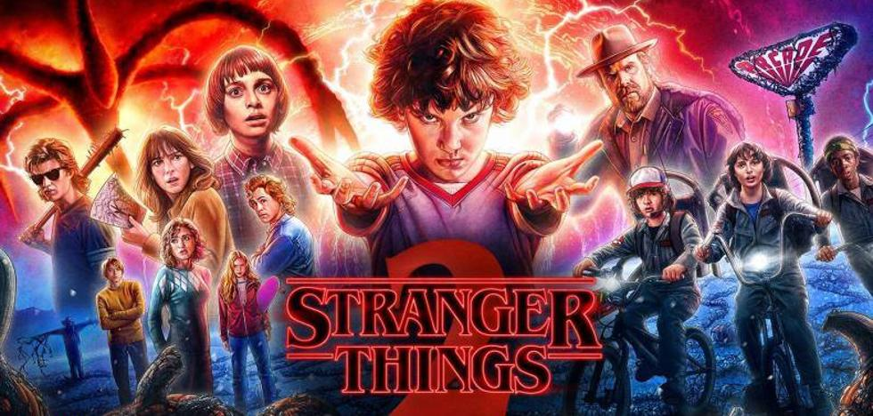 Stranger Things 2 y el giro de la nostalgia