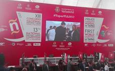 Alimentos de Palencia, presente en el Concurso Mundial de Tapas