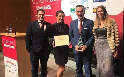La empresa Maes Honey galardonada por su estrategia de mercados exteriores