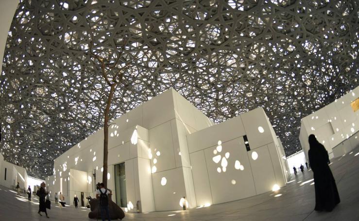 El Louvre de Abu Dabi