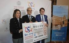 El sorteo de la Lotería repartirá el sábado 84 millones en premios en el Paraninfo