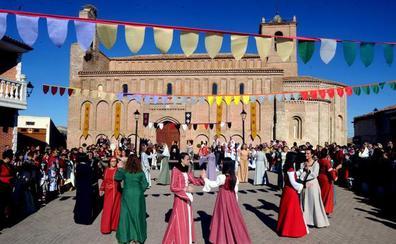 Doña Urraca vuelve a reinar en Fresno el Viejo