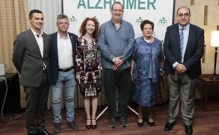 Cena Solidaria de la Asociación de Familiares de Enfermos de Alzheimer de Salamanca