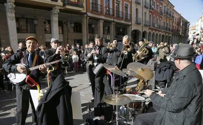 El jazz se fusiona con la calle en Palencia