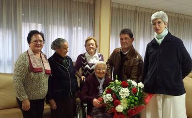 Muere la abuela de Villafrechós a los 105 años