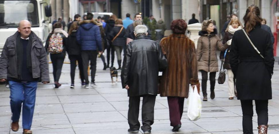 El paro interanual cae en octubre en la ciudad de Palencia un 9,7%