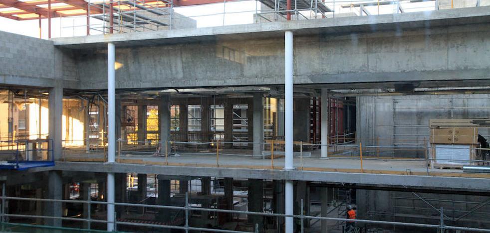 La Junta pone 4,5 millones de euros para el campus de la UVA