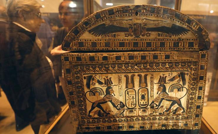 Los secretos ocultos de Tutankamón