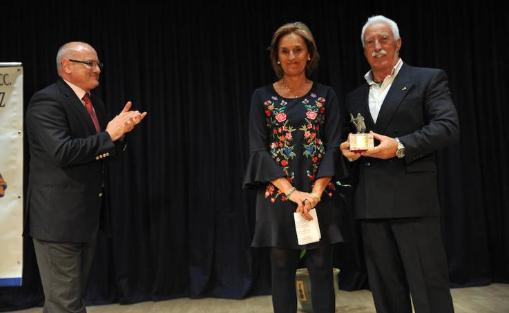 Entrega de los Premios Conde Ansúrez 2017